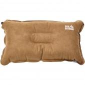 Подушка надувная Skif Outdoor One-Man. Песочный