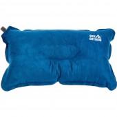 Подушка надувная Skif Outdoor One-Man. Синий