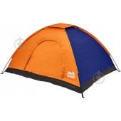 Палатка Skif Outdoor Adventure I Orange-Blue 200x150