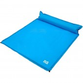 Каремат самонадувной Skif Outdoor Duplex. Blue.192х157х3