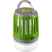 Фонарь кемпинговый SKIF Outdoor Green Basket с защитой от насекомых