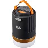 Фонарь кемпинговый SKIF Outdoor Light Drop Max Black/Orange с пультом