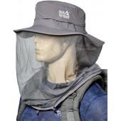 Шляпа SKIF Outdoor Mosquito Gray