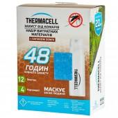 Набор картриджей Thermacell E-4 Repellent Refills – Earth Scent 48 ч.