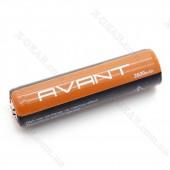Аккумулятор 18650 3600mAh Avant Protected