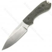 Bradford Guardian3, M390, SG, Stonewash, 3D Black Micarta, 3S-101