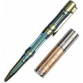 Набор Fenix F15 + T5Ti Tactical Pen, Blue