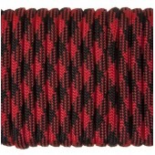Guardian Paracord Black & Red 550