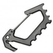 Kershaw Jens Carabiner Multi-Tool, Titanium