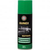 Масло Clever Ballistol Gunex-2000 200мл. ружейное, спрей