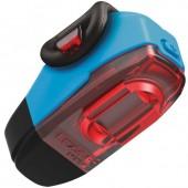 Мигалка Lezyne KTV Drive Rear (10 Lumens) голубая