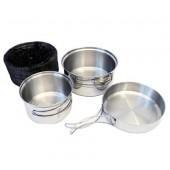 Набор посуды Yate Trapper cooking set