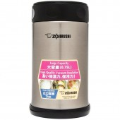 Пищевой термоконтейнер Zojirushi SW-FCE75XA 0.75 л, Стальной