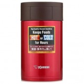 Пищевой термоконтейнер Zojirushi SW-HAE55RM 0.55 л, Красный