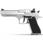 Пистолет стартовый Retay Eagle X Chrome