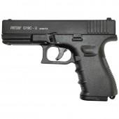 Пистолет стартовый Retay G 19C Black, 14-ти зарядный