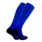 Термоноски длинные (гольфы) Trekking LongDry черно-синие