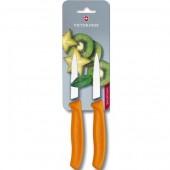 Victorinox 6.7636.L119B набор из 2 ножей, оранжевые