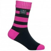 Водонепроницаемые носки Dexshell Children soсks pink
