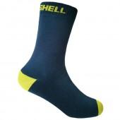 Водонепроницаемые носки Dexshell Ultra Thin Children Sock, синий/желтый