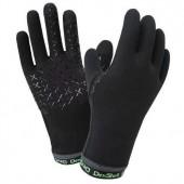 Водонепроницаемые трикотажные перчатки Dexshell Drylite Gloves Black